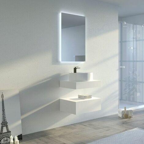 Meuble de salle de bain MANCIANO 600