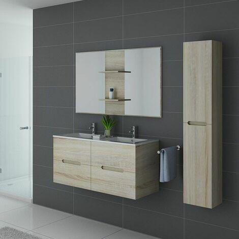 Meuble de salle de bain Milazzo Scandinave