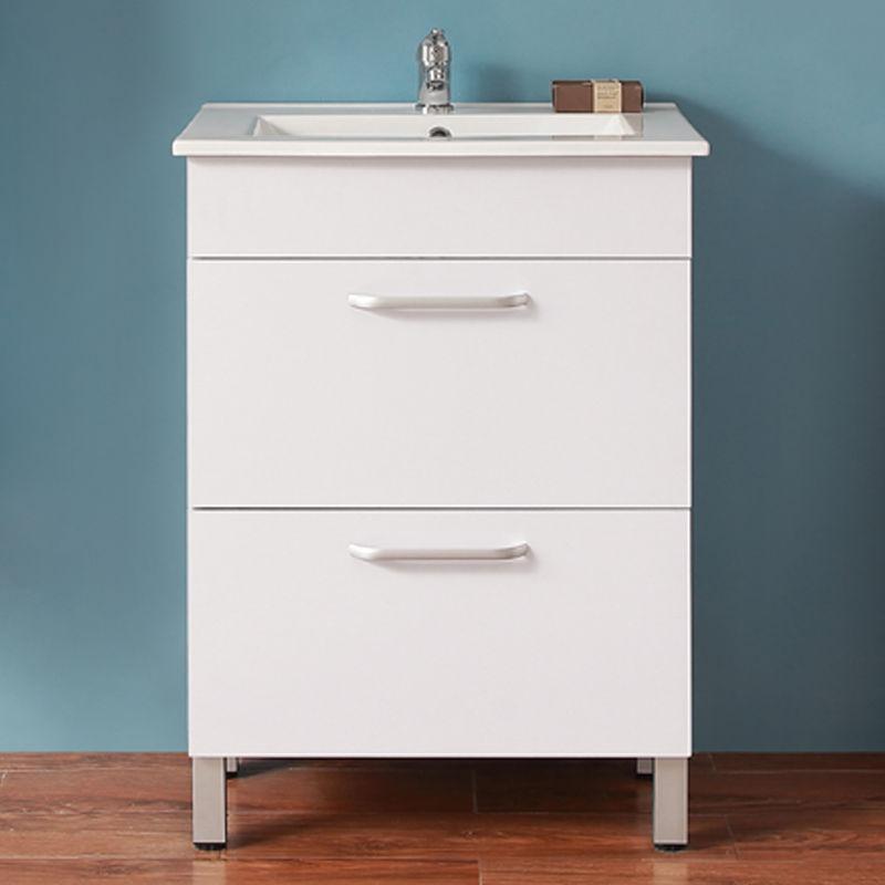 Meuble de salle de bain modèle de Anlovi 580x380x824 Ensemble meuble salle  de bain et vasque