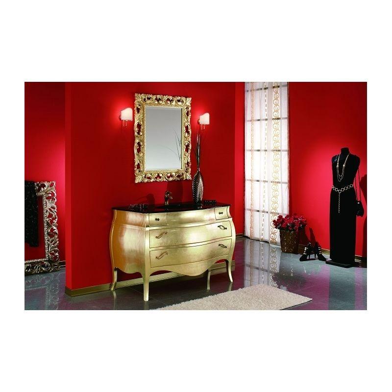 meuble de salle de bain new baroque composition 3. Black Bedroom Furniture Sets. Home Design Ideas