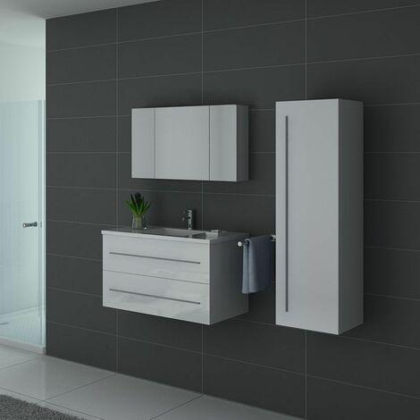 Meuble de salle de bain Nova Blanc