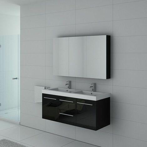 Meuble de salle de bain PALERME Noir