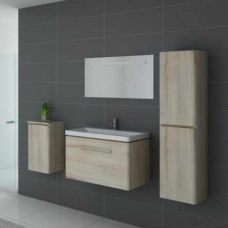 Meuble de salle de bain SORRENTO Scandinave