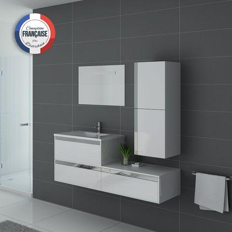 Meuble de salle de bain SUBLISSIMO Blanc