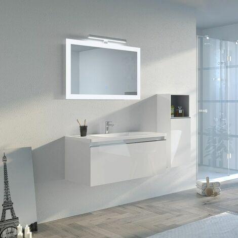 Meuble de salle de bain TIVOLI 1000 Blanc
