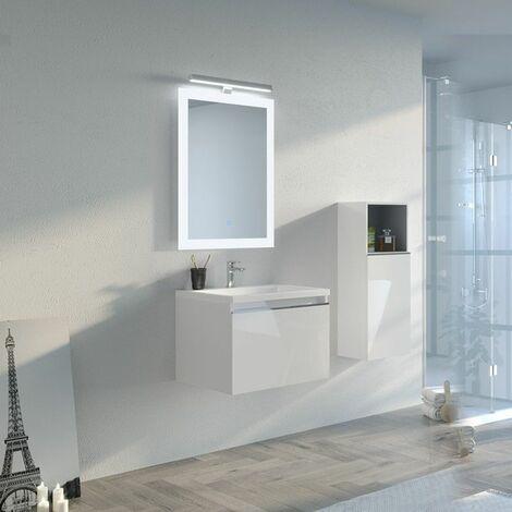 Meuble de salle de bain TIVOLI 600 Blanc