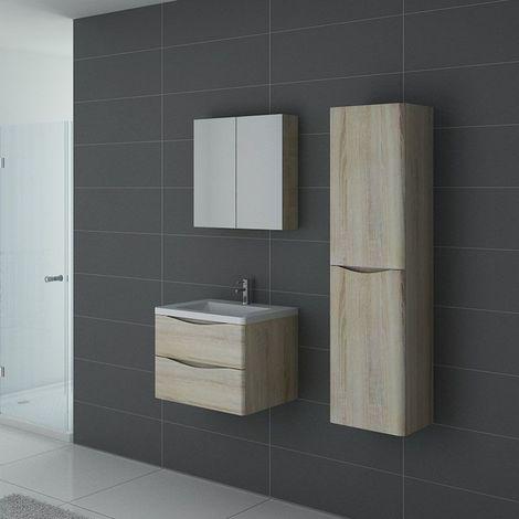 Meuble de salle de bain TREVISE 600 Scandinave