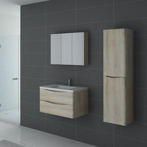 Meuble de salle de bain TREVISE 800 Scandinave