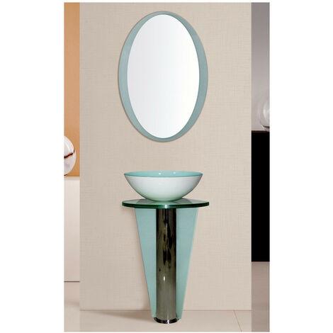 Meuble de salle de bain VIGO, blanc - Blanc
