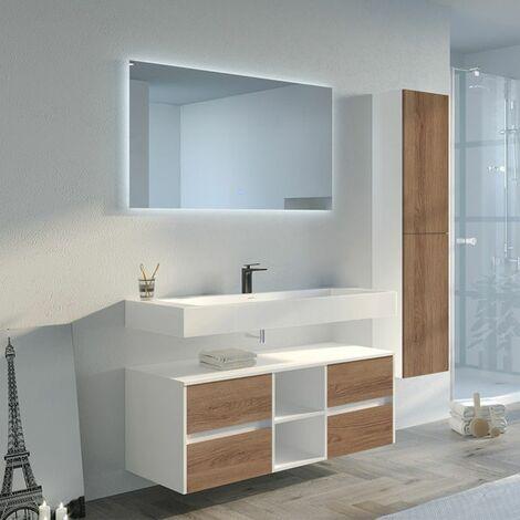 Meuble de salle de bain VISENZA 1200 SV-B