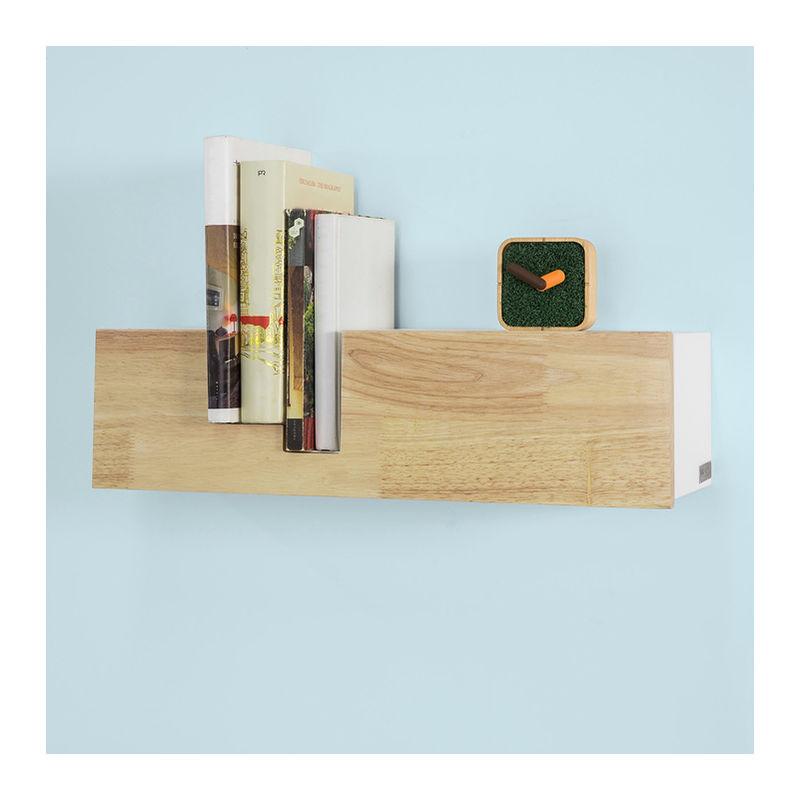 Meuble Dentrée De Rangement étagère Murale Avec Tiroir Sobuy Frg277 Wn
