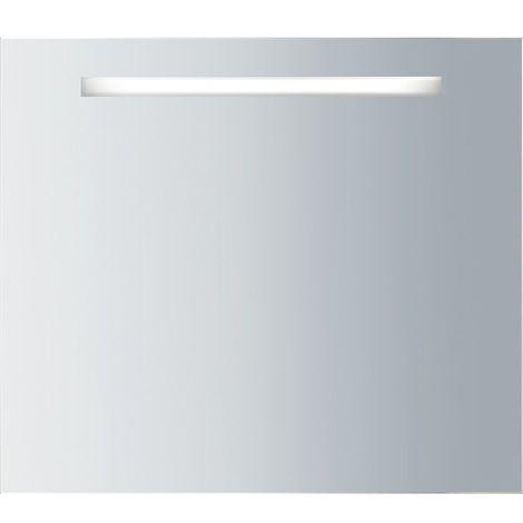 Meuble Europa blanc 70 cm GB Group Désignation Miroir rétroéclairé 60 x 70 cm