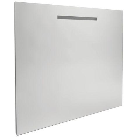 Meuble Europa blanc 80 cm GB Group Désignation Miroir rétroéclairé 80 x 70 cm
