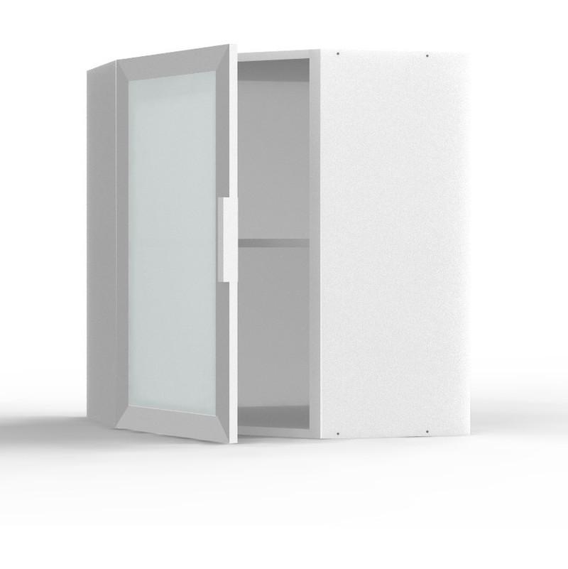 Meuble Haut D Angle Idea L40xh71 5xp29 5