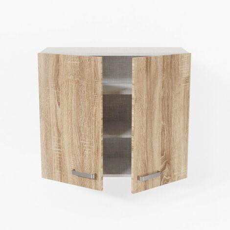 Meuble haut de cuisine - 80 cm - Bardolino