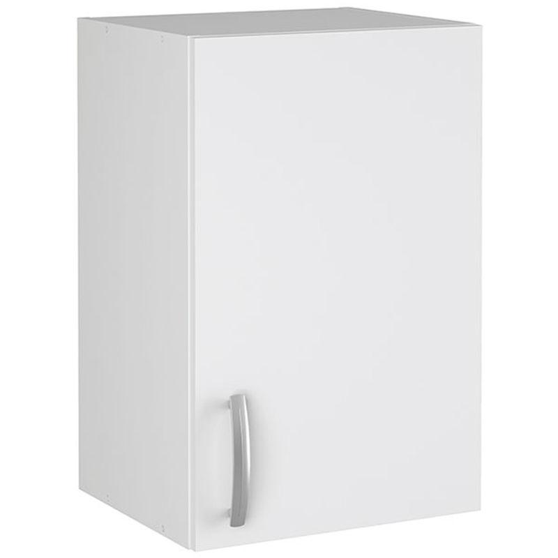 Meuble Haut de cuisine 'NOVA' coloris Blanc - Dim :40 x 60 x 28 cm - Pegane