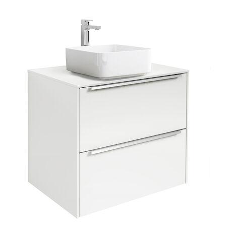 Meuble INSPIRA 600 mm pour vasque à poser INSPIRA - City Oak