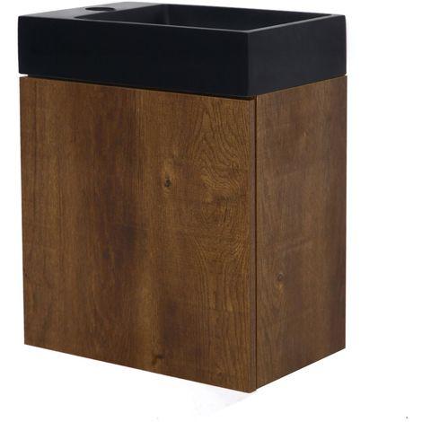 Meuble lave-mains JAVA PACK 40,2 x 48,6 x 25,1 cm - Allibert