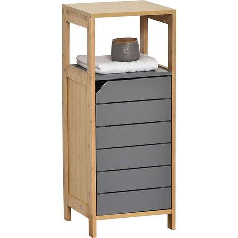 Meuble pour salle de bain Calédonie, disponible en 6 déclinaisons, meuble toilette ou salle de bain