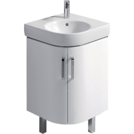 Meuble Prima Style Compact Pour Lave Mains D Angle De 50