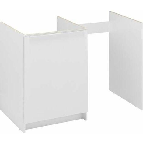 Meuble sous évier pour cuisinette boréale ou cadette moderna 60 x 59 cm