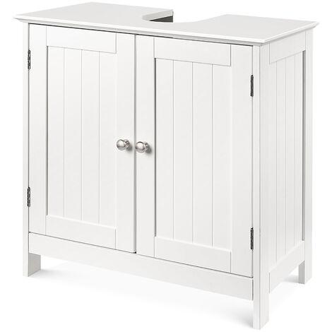 meuble sous lavabo armoire de rangement meuble de salle de. Black Bedroom Furniture Sets. Home Design Ideas