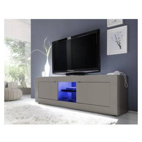 Meuble TV BASIC, 181 cm taupe
