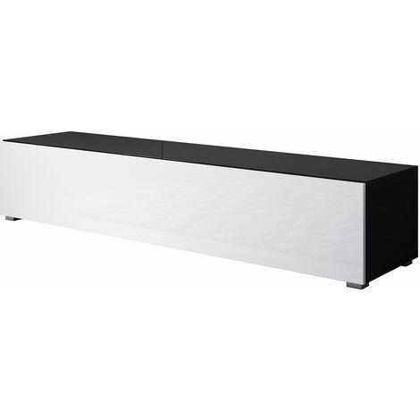 """main image of """"Meuble TV avec des pieds modèle Luke H2"""""""