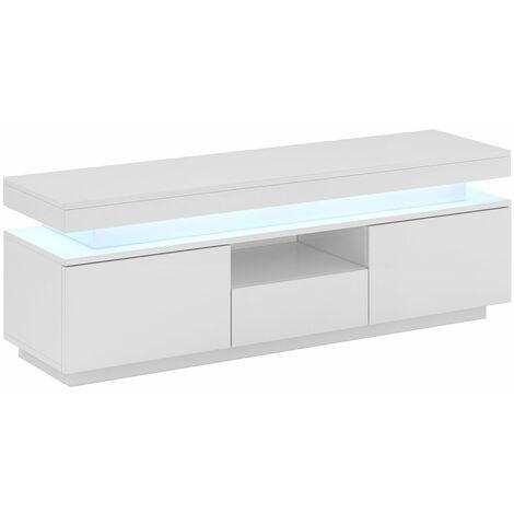 Meuble TV modèle Persis – tout le meuble PVC haut brillant