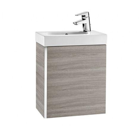 Meuble Unik MINI 450 - meuble + lave-mains - Chêne texturé