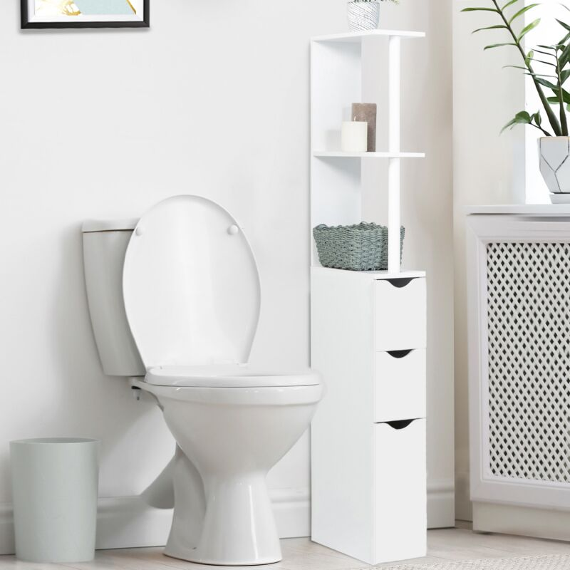 Meuble Wc Gain De Place
