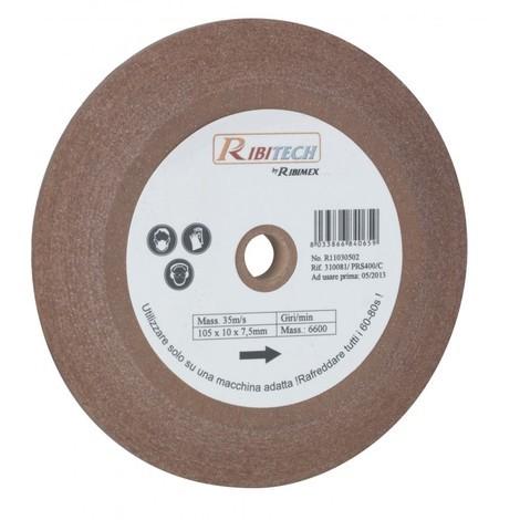 Meule céramique pour affuteuse pour lames de scie circulaire PRS400