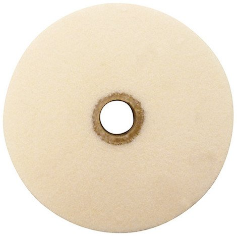 Meule Corindon blanc D. 100 x 20 x 16 mm Grain 100 - 800375 - Peugeot - Blanc -