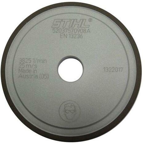 Aff/ûtage de disque de meulage diamant pour meuler le carbure