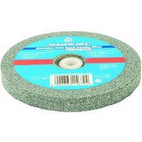 Meule en oxyde d'aluminium pour touret à meuler - 125 x 13 mm - Grain moyen