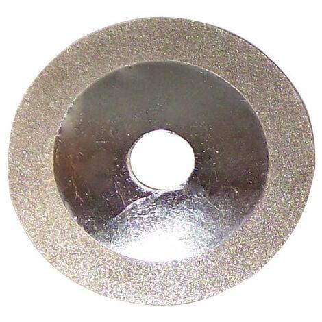"""main image of """"Meule HM 100 x 20 x 1 mm pour affûteuse de lames de scie circulaire Güde"""""""