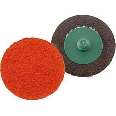 Meule Roloc (TM) Ø 50,8 mm, 361F, Grain : 120, Couleur blanc