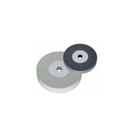 Meules pour touret boîte meule corindon gris + bagues réduction dimensions:150 x 20 x 16 mm grain:36
