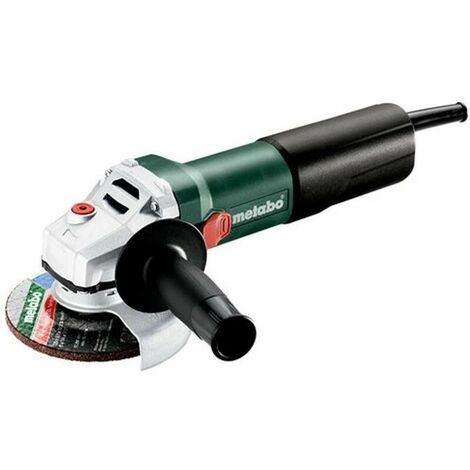 Meuleuse 125mm 1400W WQ 1400 - Metabo 600346000