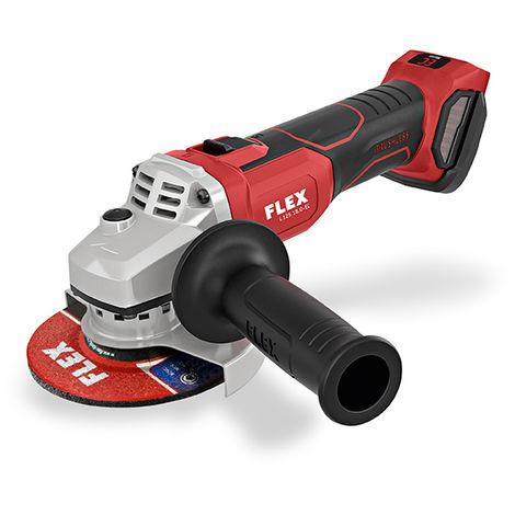 Meuleuse 18V Ø125 mm L 125 18.0-EC C FLEX - sans batterie ni chargeur - accessoires - 491330