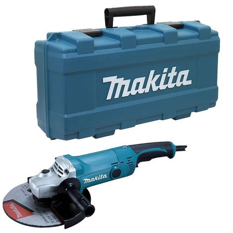 "main image of ""Meuleuse Ø 230 mm 2000W dans coffret - MAKITA GA9050KX"""