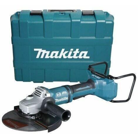 MEULEUSE 230 mm MAKITA DGA901Z (2 x 18v) 36v + coffret nue sans batterie