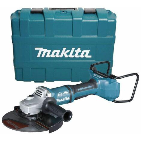 Meuleuse Ø230 mm 36V (2x18V) Li-Ion (Machine seule) dans coffret - MAKITA DGA900ZK