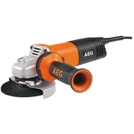 Meuleuse AEG électrique 1300W 125mm WS13125-SXE