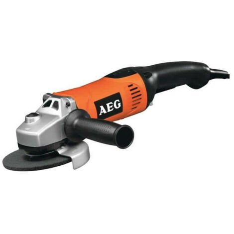 Meuleuse AEG électrique 1520W 125mm WS15-125SXE