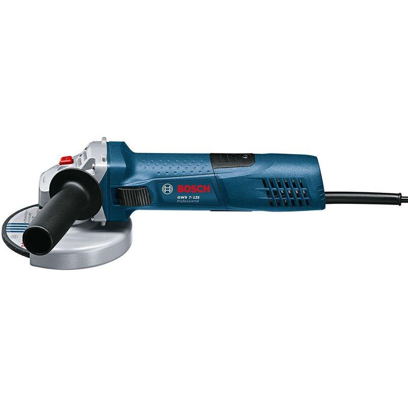 0601388108 Bosch Professional GWS 7-125 électro-Angle Meuleuse
