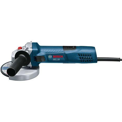 Meuleuse angulaire BOSCH GWS 18-125 V-Li -Sans chargeur ni batterie - Coffret L-Boxx - 060193A308