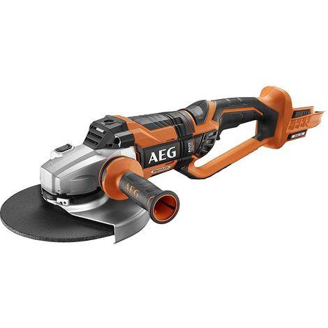 Meuleuse brushless AEG 18V , 230 mm , BEWS18-230BL-0