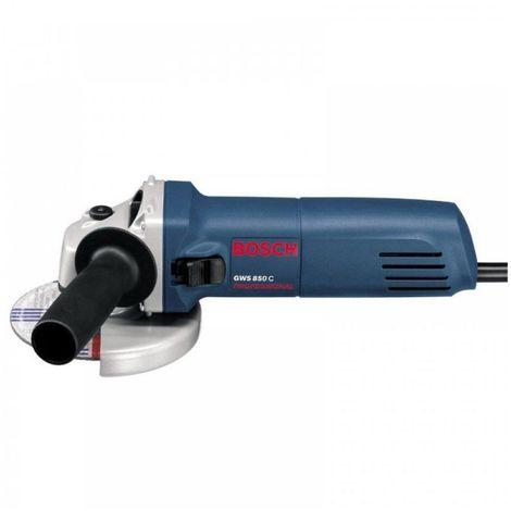 Meuleuse d'angle 125 mm Bosch GWS 850 C