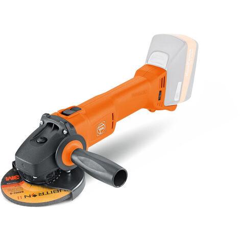 Meuleuse d'angle CCG 18-125 BL Select FEIN - sans batterie ni chargeur - en coffret - 71200262000